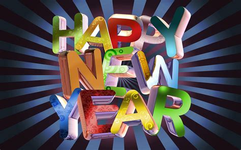 free happy new year 2011 computer desktop wallpaper