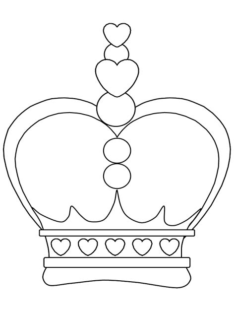 coloring page crown princess crown coloring page az coloring pages