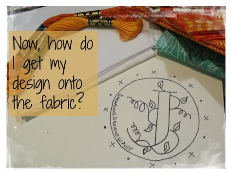 transfer pattern to fabric embroidery the best ways to transfer designs to fabric