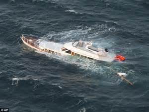 boat salvage washington state two people rescued after yacht sinks off the coast of
