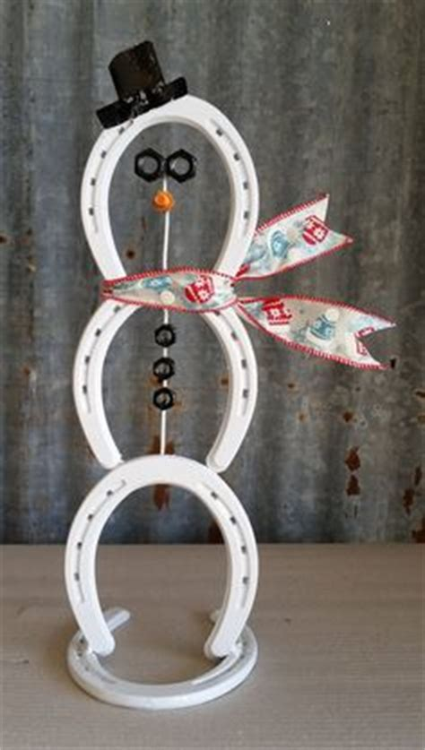 Design That Works With Traffic The Horseshoe Or U Shaped | horseshoe snowman by luckyironworks on etsy lucky iron