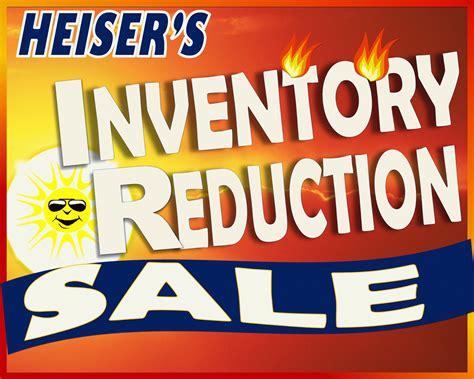 heiser s inventory reduction sale heiser s motors