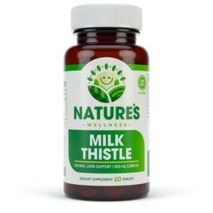 Milk Thistle For Detox Thc by Nature S Wellness Market 174 Best Vitamins Minerals