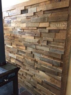 sf reclaimed barn wood stacked wall panels reclaimed