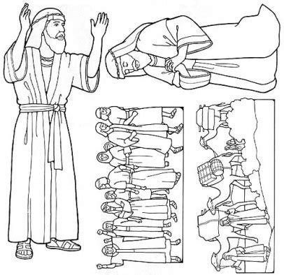 lehi obeys god scripture study crafts pinterest book