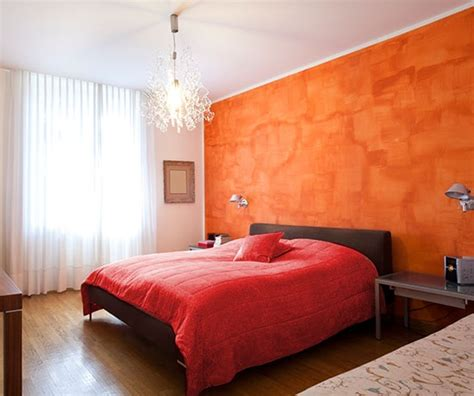 is orange a color for a bedroom 7 paint colors that go well with