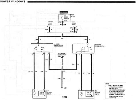 universal power window wiring diagram wiring diagram and
