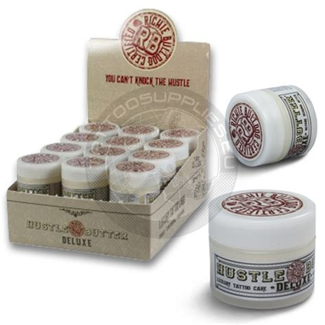 amazon com hustle butter deluxe tattoo butter for hustle butter deluxe crema curativa tattoo 30ml