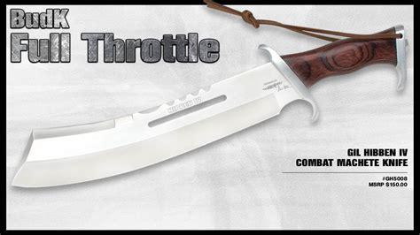 gil hibben iv combat machete blade knife gil hibben iv combat machete knife 89 99