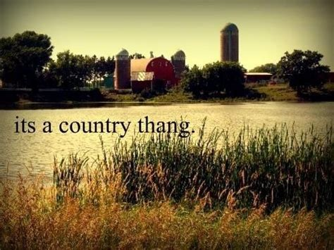 country things it s a country thang