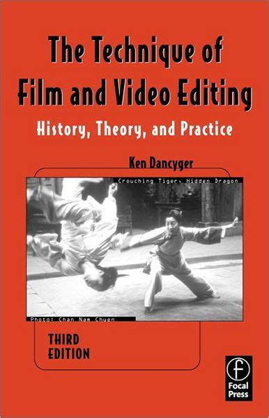Film Editing Quiz | the technique of film and video editing history theory