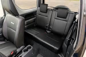 Suzuki Seats Suzuki Jimny 2013 Pictures Auto Express