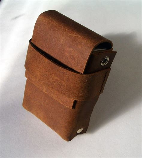 Handmade Leather Cigarette Cases - 25 best ideas about cigarette on vintage