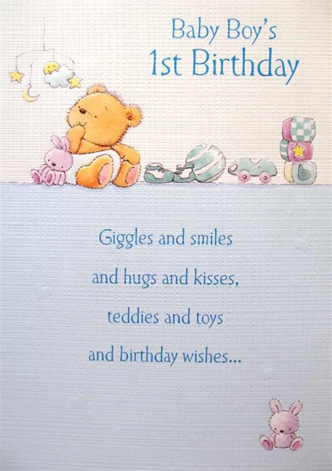 And Birthday Quotes Quotes For Baby Boy First Birthday Quotesgram