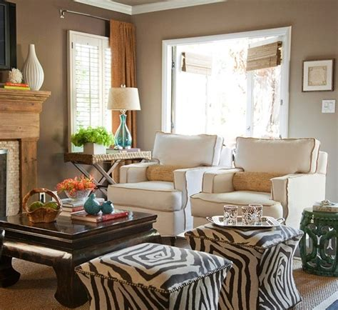 zebra print living room casual and cozy living room ilove living rooms pinterest