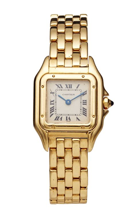 cartier metalic lyst lsc design estate jewelry 18k yellow gold vintage