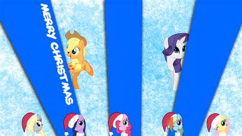 fim christmas store mlp fim merry by therave007 on deviantart