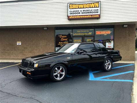 used 1987 buick grand national for sale 1987 buick regal grand national turbo coupe for sale