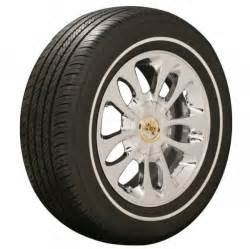 Vogue Tires For Cadillac 4 New 235 60 16 Vogue Tires White Wall Stripe Cadillac Ebay