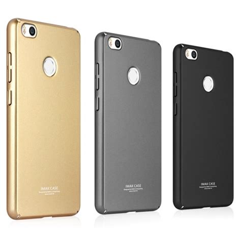 Imak Jazz Series Ultra Thin Casing For Xiaomi Mi Promo imak jazz series ultra thin for xiaomi mi4s black