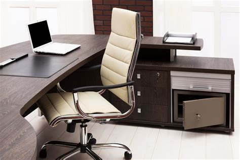 unique style and durable custom made office furniture
