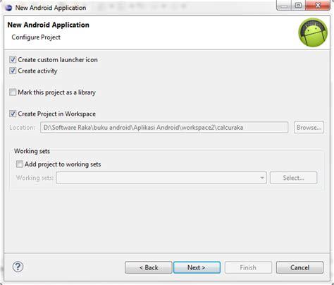 tutorial membuat aplikasi android sederhana menggunakan eclipse membuat aplikasi android kalkulator sederhana menggunakan