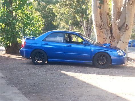 Subaru Impreza Wrx 2004 For Sale by 2004 Subaru Impreza Wrx Petter Solberg Awd My04 Car
