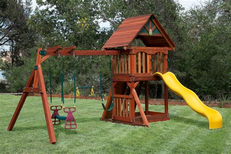 wooden swing dallas wooden playsets at discount prices houston swing