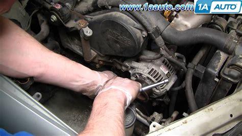 Sensor Ckp Vios 2003 2006 how to install replace crankshaft position sensor toyota