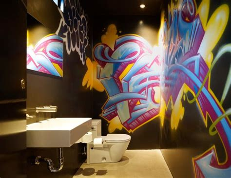 graffiti art home decor how to use graffiti to give character to your home