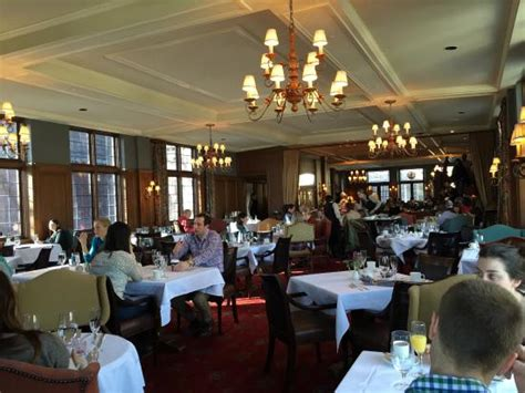 dining at the immigrant picture of the american club