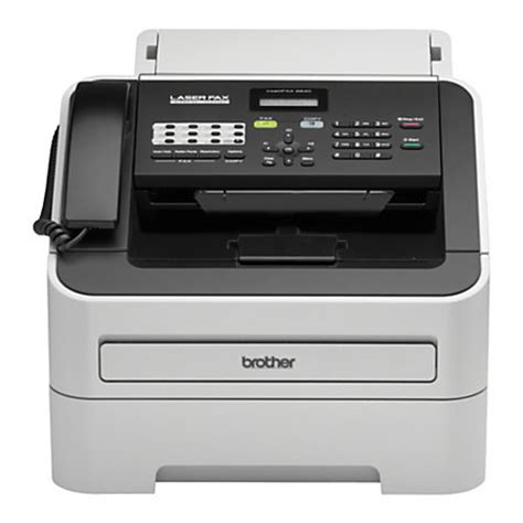 Office Depot Fax by Intellifax 2840 Laser Fax By Office Depot Officemax