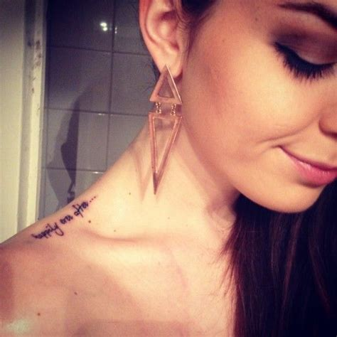 best tattoo placement 25 best ideas about beloved on script