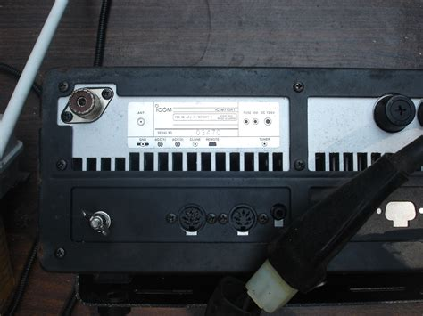 Icom M710 icom ic m710 ssb marine radio for sale the hull