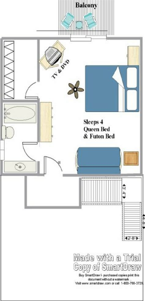 vacation rental house plans floor plans cabin in the woods