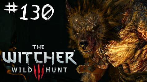 wild hunt witcher 3 werewolf cursed werewolf the witcher 3 wild hunt pc playthrough