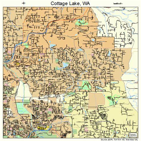 cottage lake wa cottage lake washington map 5314940