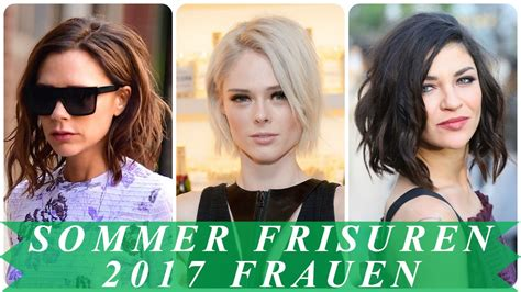 Frisurentrends 2017 Damen by Sommer Frisurentrends 2017 Damen Bob
