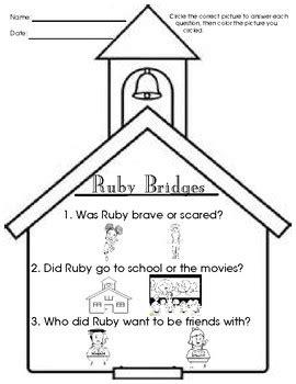 Ruby Bridges Worksheets Free
