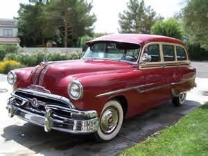 1952 Pontiac Station Wagon Automobile Brand S Of The Past Pontiac Chieftain