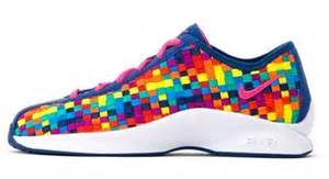 colorful nikes most colorful shoes looks like a quilt the arts