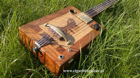 Home Decor From Recycled Materials Cigar Box Guitar Recyclart