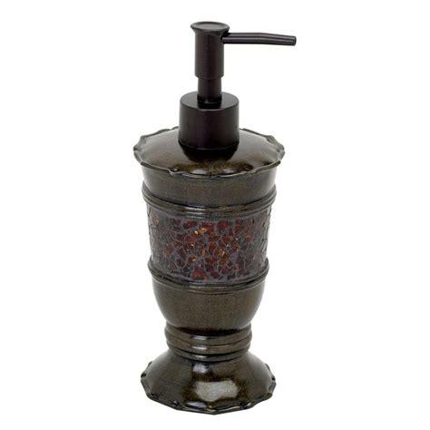 lotion dispenser moen soap lotion dispenser in oil rubbed bronze 3944orb
