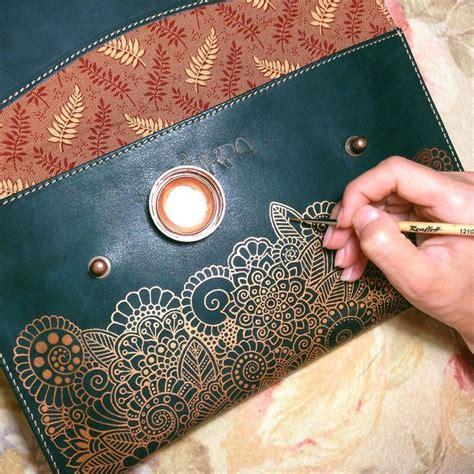 Leder Lackieren by Best 25 Painting Leather Ideas On Paint