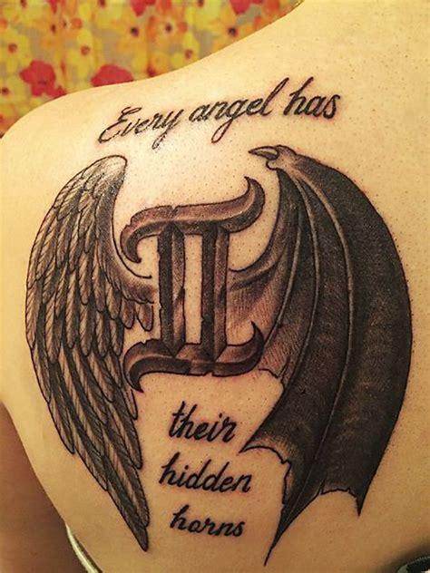 33 best angel tattoos ideas for women styles weekly best 25 gemini tattoos ideas on pinterest zodiac