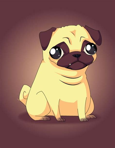 anime pug top 47 ideas about pugs on baby and pug dogs