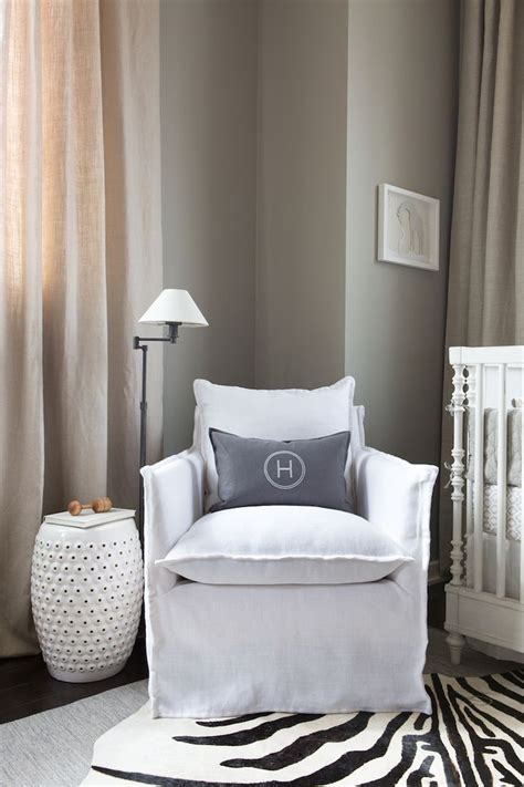 25 best ideas about gray nursery glider on baby room grey childrens curtains and