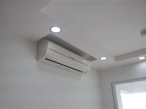 in ceiling l air con pelmet false ceilings l box partitions