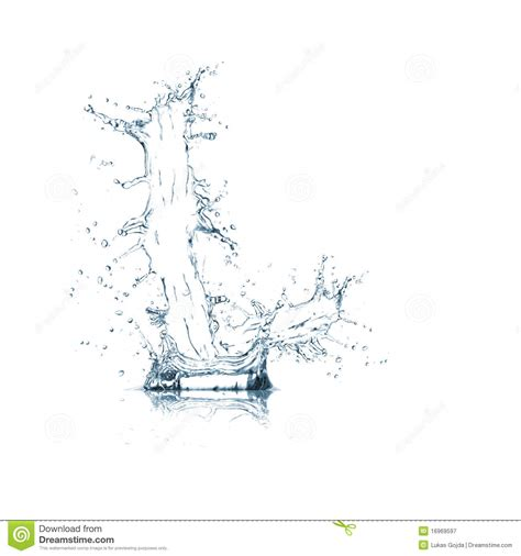 Water L by Letter L Of Water Alphabet Royalty Free Stock Photography