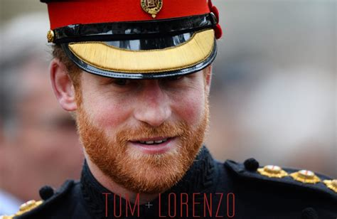 Prince Harry Pays Tribute at Field of Remembrance   Tom
